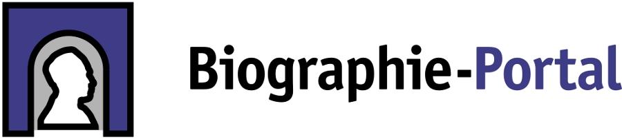 Logo de Biographie - Portal