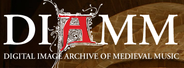 Logo du Digital Image Archive of Medieval Music
