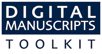 Logo Digital Manuscripts Toolkit