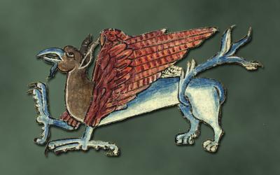 image le bestiaire médiéval