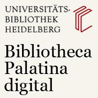 Logo Bibliotheca Palatina digital