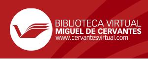 Logo de la Biblioteca Virtual Miguel de Cervantes
