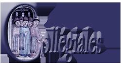 Logo de la base des collégiales séculières de France