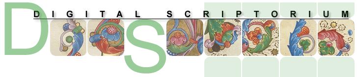 Logo Digital Scriptorium
