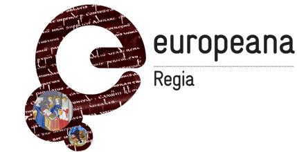Logo Europeanna Regia