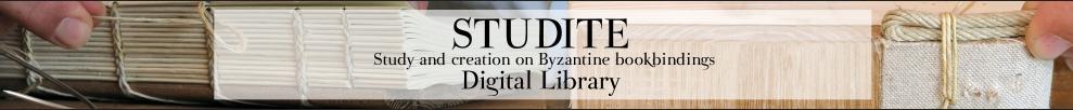 Bandeau du site Studite